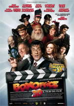 Poster Box Office 3D - Il film dei film  n. 0