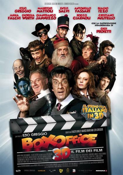 Trailer Box Office 3D - Il film dei film