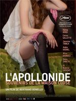 Locandina L'Apollonide - Souvenirs de la Maison Close