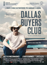 Locandina Dallas Buyers Club