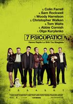 Locandina 7 Psicopatici