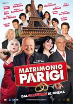 Locandina Matrimonio a Parigi