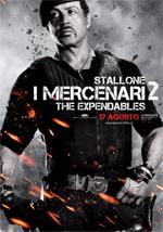 Poster I mercenari 2  n. 3