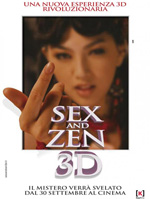 Locandina Sex and Zen 3D