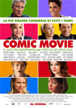Locandina italiana Comic Movie