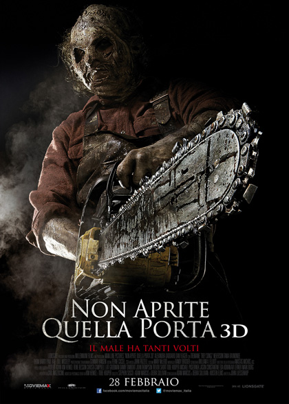 Guarda gratis Non aprite quella porta 3D in streaming italiano HD