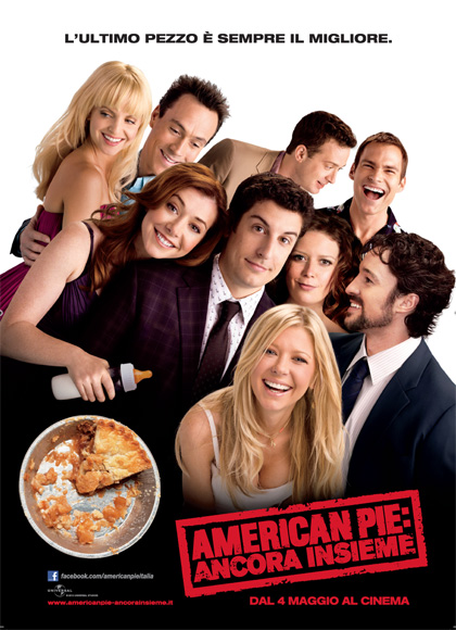 Guarda gratis American Pie – Ancora insieme in streaming italiano HD