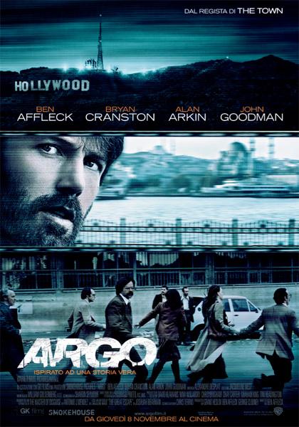 Locandina Argo