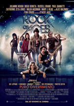 Locandina italiana Rock of Ages