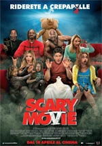 Locandina Scary Movie 5