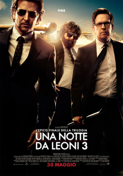 Guarda gratis Una Notte da Leoni 3 in streaming italiano HD