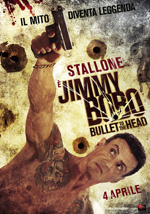 Locandina Jimmy Bobo - Bullet To the Head