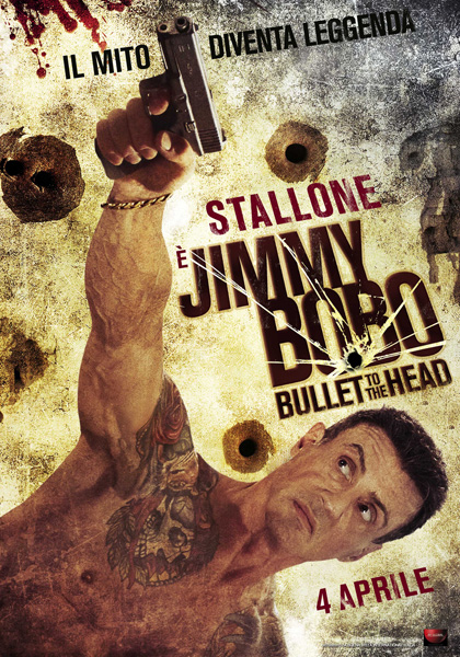 Locandina Jimmy Bobo – Bullet to the Head