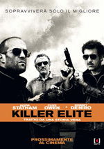 Locandina Killer Elite
