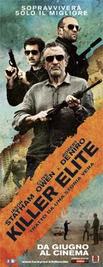 Poster Killer Elite  n. 2