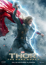 Poster Thor - The Dark World  n. 2