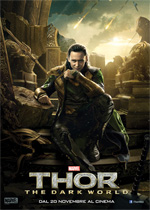 Poster Thor - The Dark World  n. 3