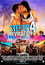 Locandina Step Up 4 Revolution 3D