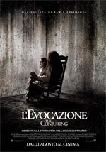 Locandina L'evocazione - The Conjuring