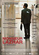 Locandina Monsieur Lazhar