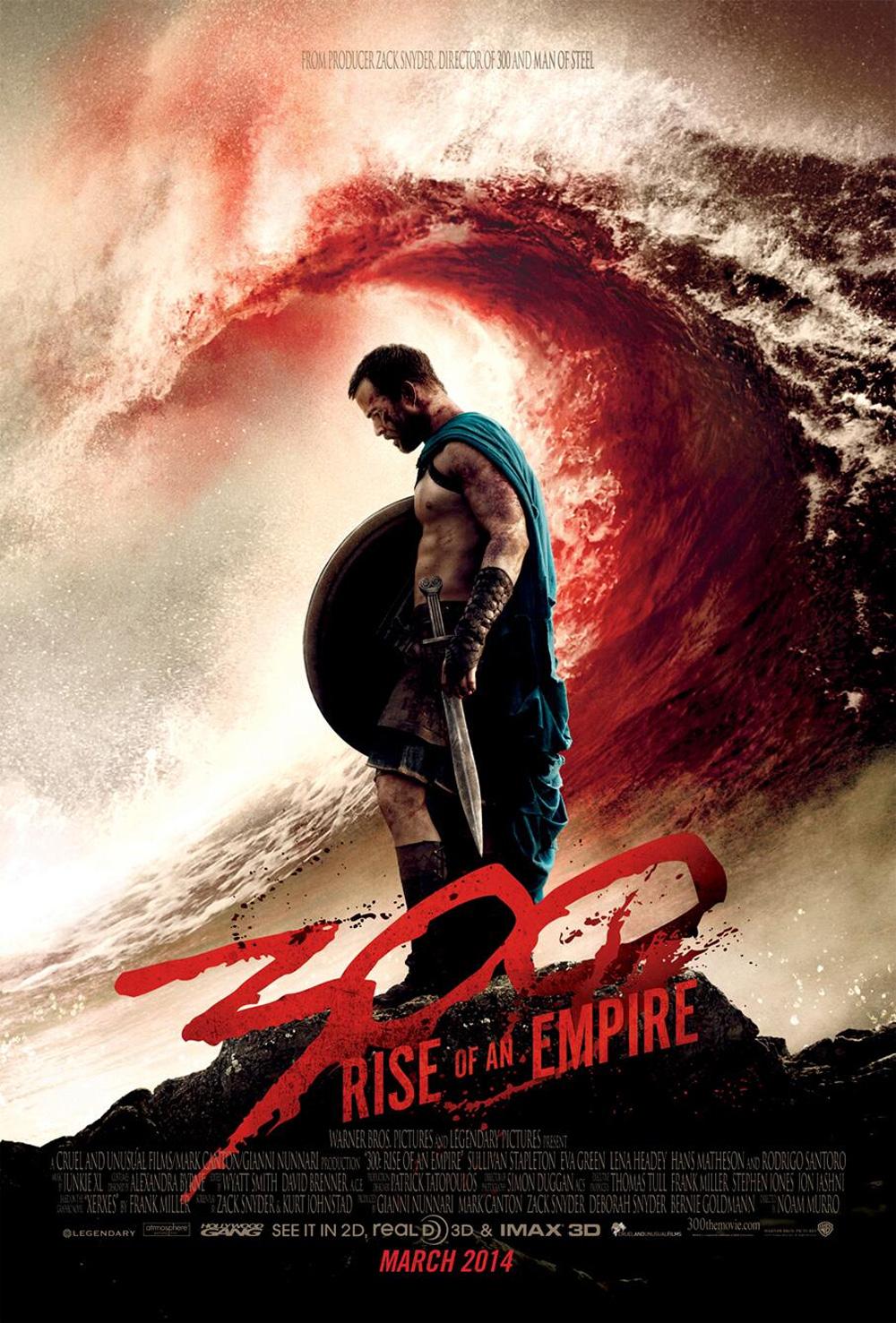 Poster 300 - L'alba di un impero