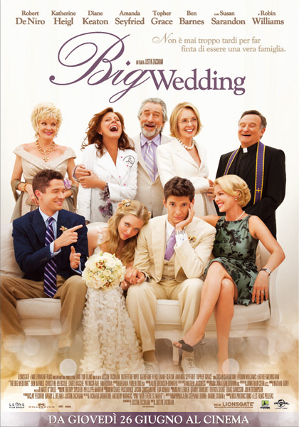 Big Wedding in streaming & download