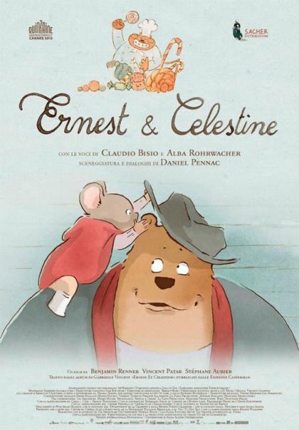 Ernest & Celestine (2012).avi DVDRip Ac3 ITA