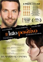 Locandina Il lato positivo - Silver Linings Playbook