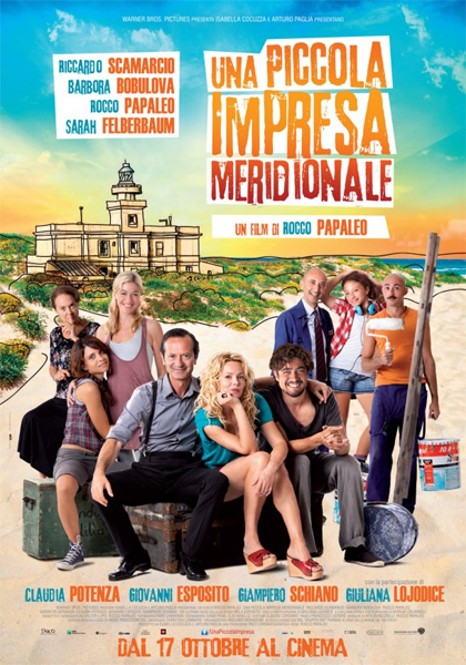 Una piccola impresa meridionale (2013) DVDRip MP3 - ITA [STREAMING]