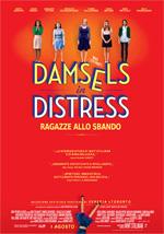 Locandina Damsels in Distress - Ragazze allo sbando