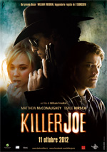 Locandina Killer Joe