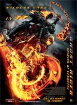 Locandina Ghost Rider: Spirito di vendetta
