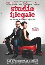 Locandina Studio illegale