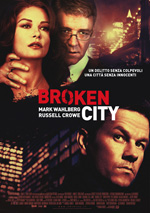 Locandina Broken City