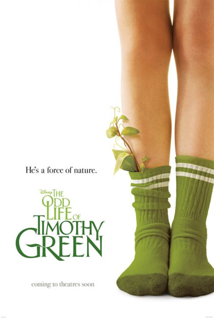Locandina The Odd Life of Timothy Green