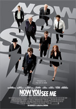 Locandina Now You See Me - I maghi del crimine