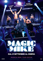 Locandina Magic Mike