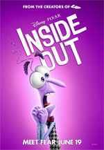 Poster Inside Out  n. 4