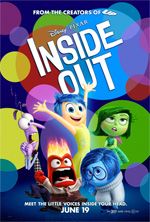 Poster Inside Out  n. 7