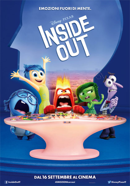 Locandina Inside Out
