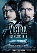 Locandina Victor - La storia segreta del Dottor Frankenstein