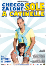 Poster Sole a catinelle  n. 0