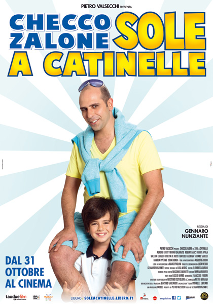 Guarda gratis Sole a Catinelle in streaming italiano HD