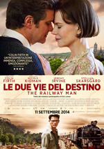Locandina Le due vie del destino - The Railway Man