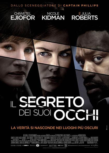 Locandina italiana Il segreto dei suoi occhi