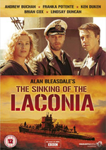 Locandina L'affondamento del Laconia