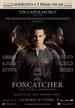 Locandina Foxcatcher