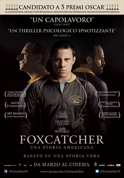 Foxcatcher in streaming & download