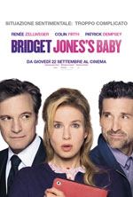 Locandina Bridget Jones's Baby
