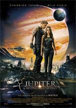 Locandina italiana Jupiter - Il destino dell'universo